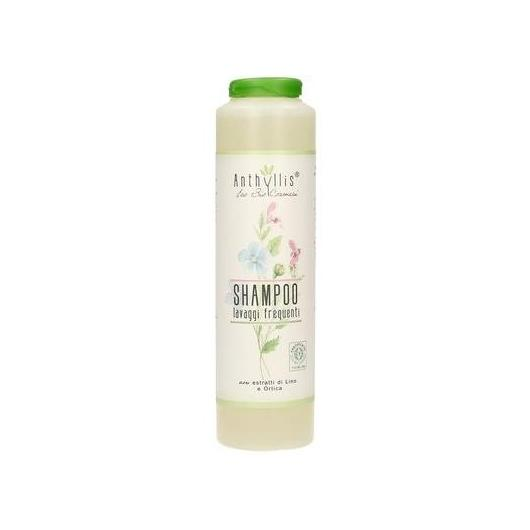 Shampoing BIO Usage Fréquent Lin et Ortie, Anthyllis, 250 ml