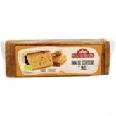 Pão de centeio e mel Natursoy, 300 gr
