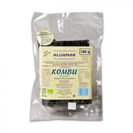 Alga Kombu Algamar, 1 kg