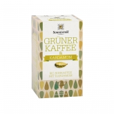 Caffè verde con cardamomo 18 sacchi di 3 g bio