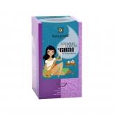 Thé Chai Baiser de thé Noir 18 sachets de 1,8 g Bio