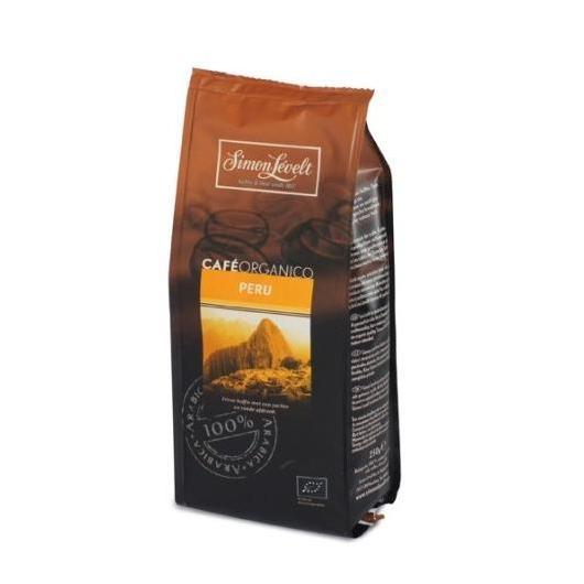 Café Moulu Peru Tunki Bio Simon Lévelt 250 g