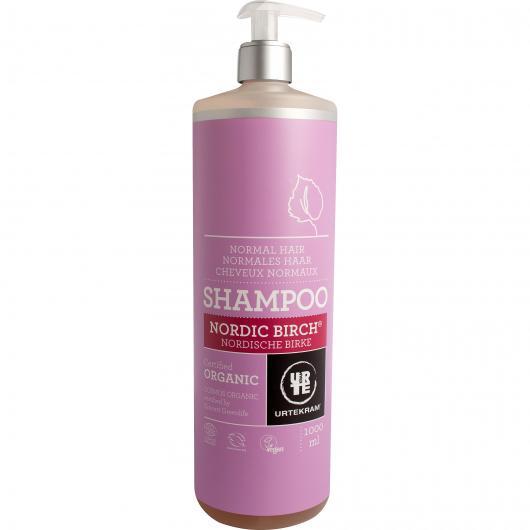Shampoing Bouleau Nordique Urtekram, 1 L