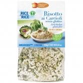 Risotto con carciofi e miso  BIO Rice & Rice, 250 g