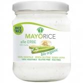 Mayorice salsa di riso agli odori BIO Rice & Rice, 165 g