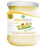 Mayorice salsa de arroz con curry BIO Rice & Ricer, 165 g
