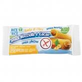 Snack Barre de Riz avec noisette sans gluten BIO Rice & Rice, 25g