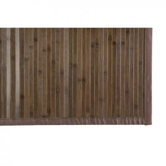 Alfombra bambu color wengue por 27 14 en planeta huerto - Alfombras bambu colores ...