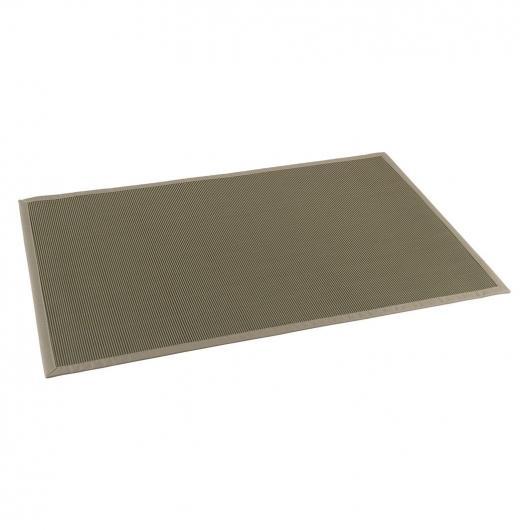 Alfombra de vinilo para interior y exterior color arena