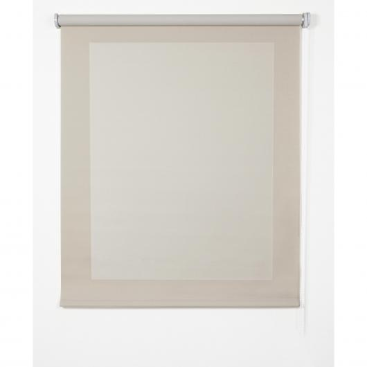 ESTOR ENROLLABLE SCREEN BEIGE  (140 x 250)