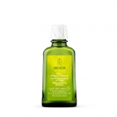 Óleo corporal hidratante Citrus Weleda, 100 ml