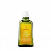 Óleo para massagem com calêndula Weleda, 100 ml
