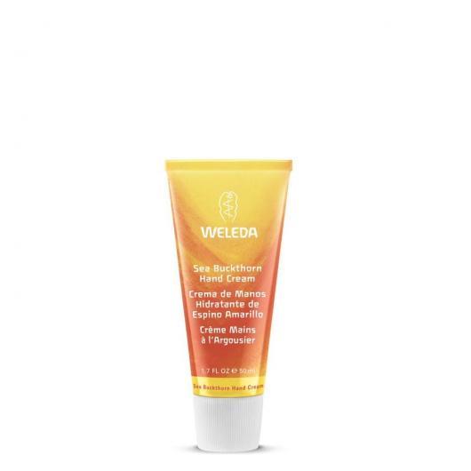 Crème pour les mains à l'argousier Weleda, 50 ml