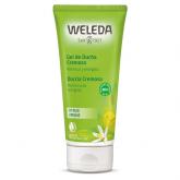 Gel da doccia con crema di Citrus Weleda, 200ml