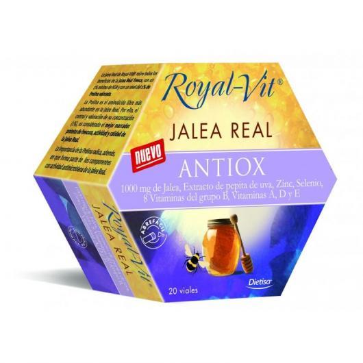 Gelée Royale Royal Vit Antiox, 20 flacons