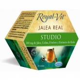 Royal Vit Study royal jelly 20 vials