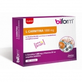 L-Carnitina Liquid 1 g Biform, 14 viais