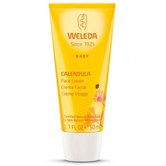 Crema viso Calendula Weleda, 50ml