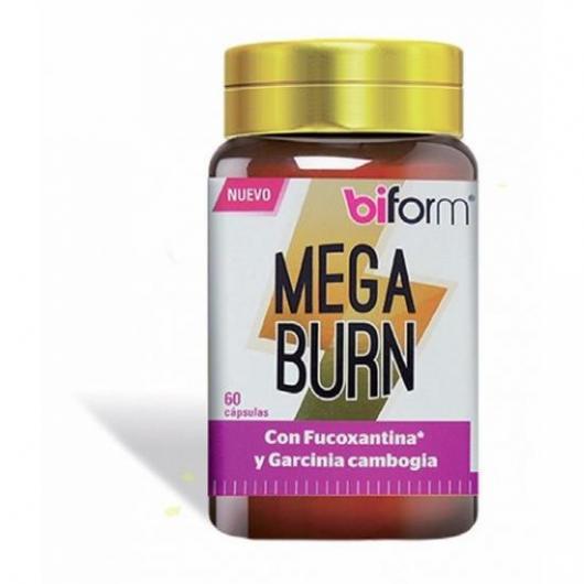 Mega Burn avec Fucoxanthine Biform, 60 capsules