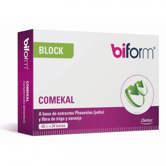 ComeKal Biform, 48 compresse