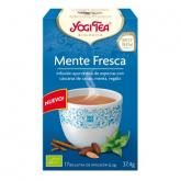 Yogi Tea BIO Mente fresca, 17 bolsitas