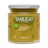 Smileat +4mths organic mixed veg 230g
