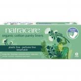 Salvaslip ultra fino algodón eco 100% Natracare 22 uds.