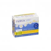 Tampón regular sin aplicador bio Natracare 10 uds