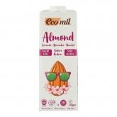 Latte di mandorle senza zucchero Proteine bio EcoMil 1L