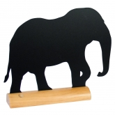 Pizarra para mesa Elefante