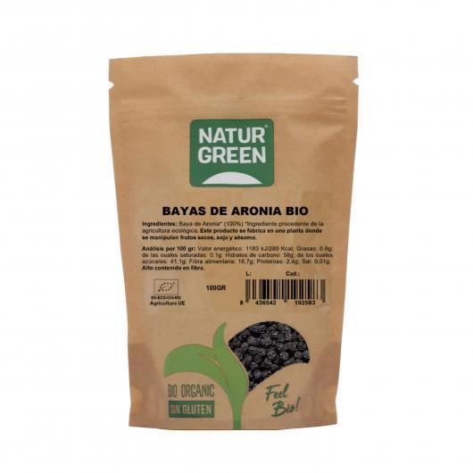 Baies d'Aronia Naturgreen 100 g