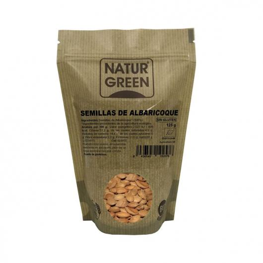 Graines d'abricots Naturgreen 125 g