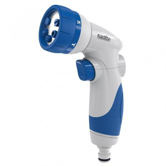 Pistola one-touch 6 irrigazioni Aquacontrol