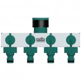 Adattatore rubinetto 4 uscite Aquacontrol