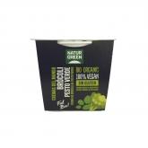 Crema di broccoli al pesto verde Naturgreen, 310 g