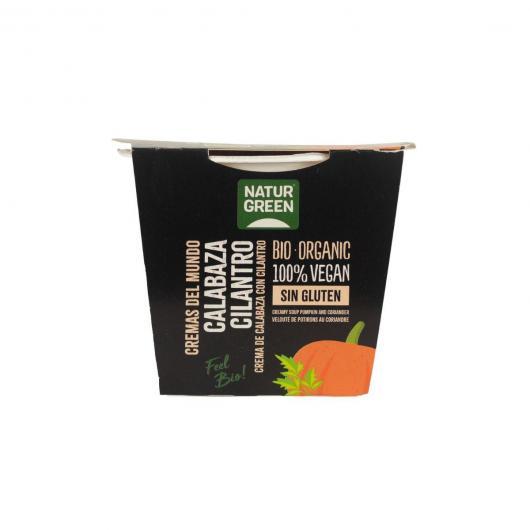 Crema de Calabaza y Cilandrro Naturgreen, 310 g