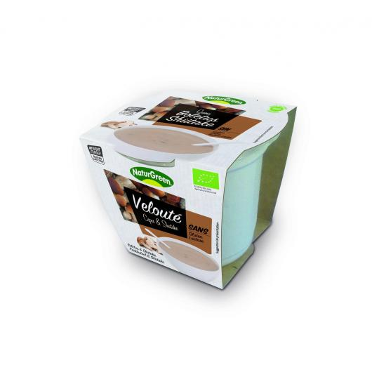 crema di funghi porcini e shiitake Tamari Naturgreen, 310 g