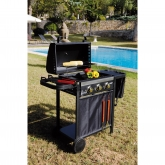 Barbecue à gaz Habitex Bontempo 117