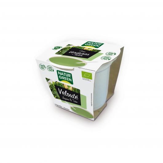 Crema de Verduras Tahín Naturgreen, 310 g