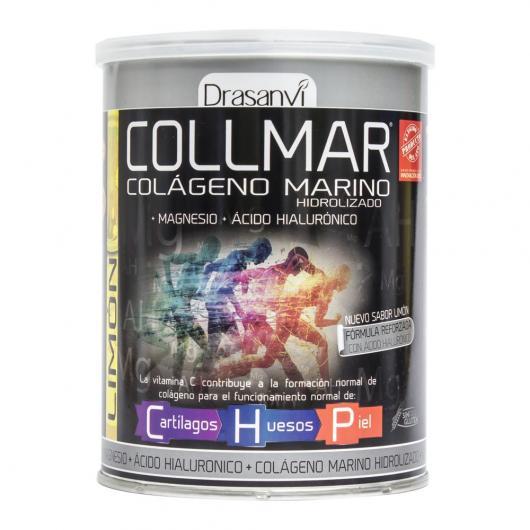 Collmar colágeno marino con Magnesio sabor limón Drasanvi, 300 g