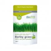 Barley grass Hierba de cebada en polvo BIO Biotona, 200 g