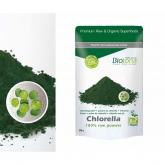 Chlorella en polvo BIO Biotona, 200 g