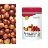 Camu camu y Acerola en polvo BIO Biotona, 200 g