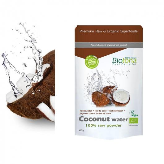 Jus de Coco en Poudre BIO Biotona, 200 g