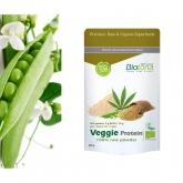 Proteine vegetariane in polvere BIO Biotona, 300 g