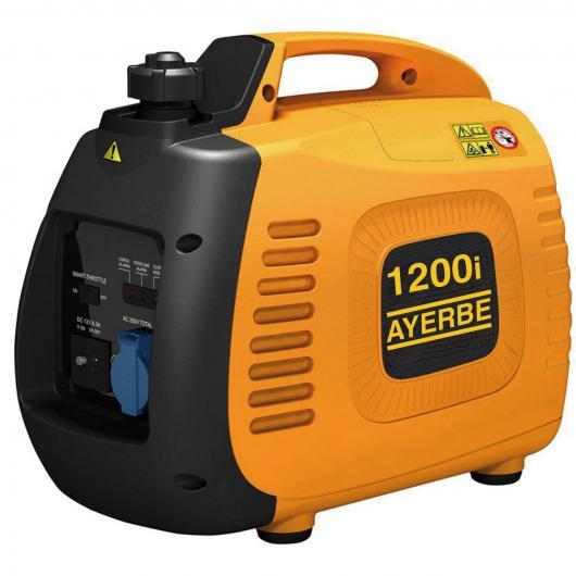 Generatore invertitore insonizzato Ayerbe AY-1200KT.