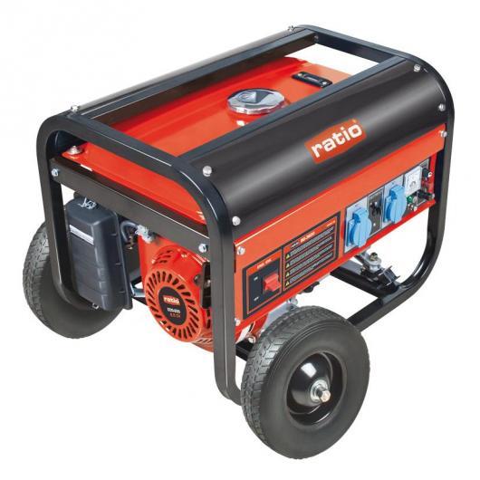 Grupo electrógeno gasolina RG-3600