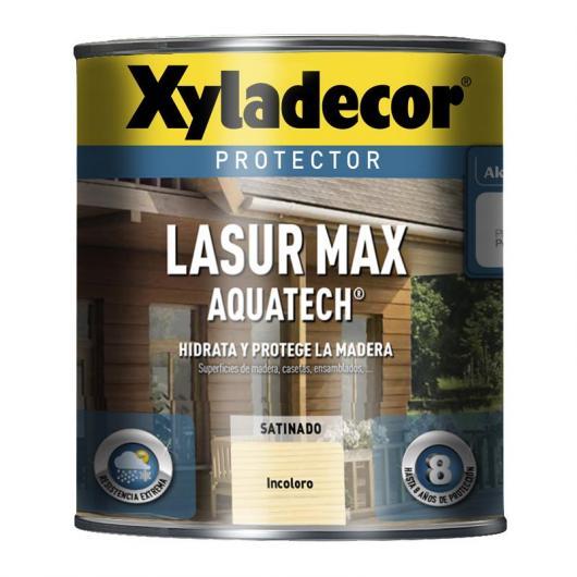 Protettore Xyladecor Lasur Max Aquatech INCOLORO 750 ml