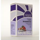 Muesli Salvado Frutti Rossi Alara, 350 g