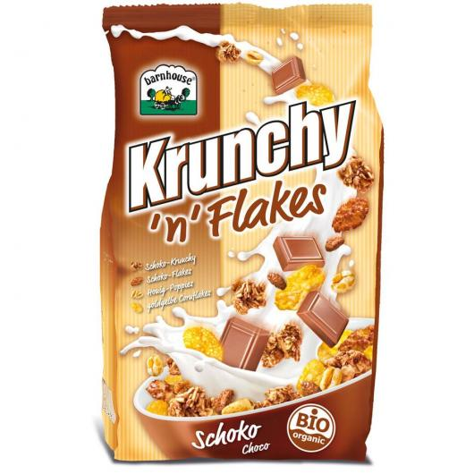 Muesli Krunchy Flakes au chocolat Barnhouse